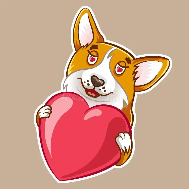 Download Heart Corgi Stock Illustrations - 502 Heart Corgi Stock ...