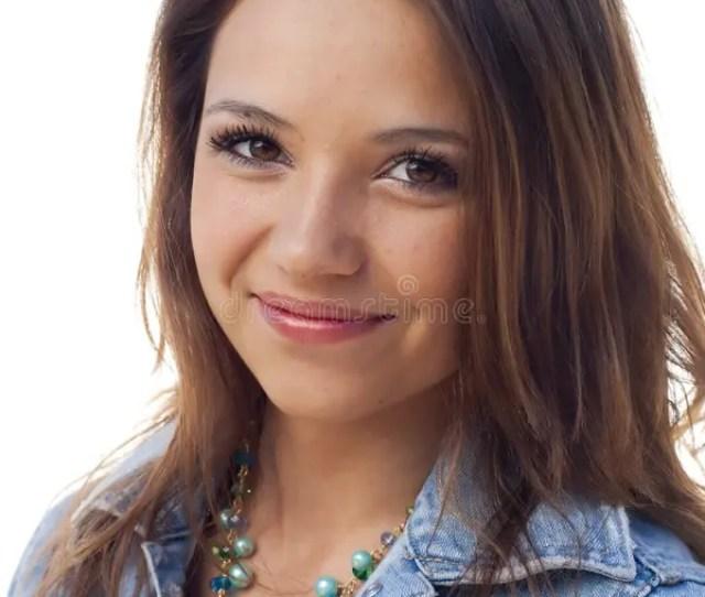Download Cute Teen Girl Stock Photo Image Of Teenage Happy Female