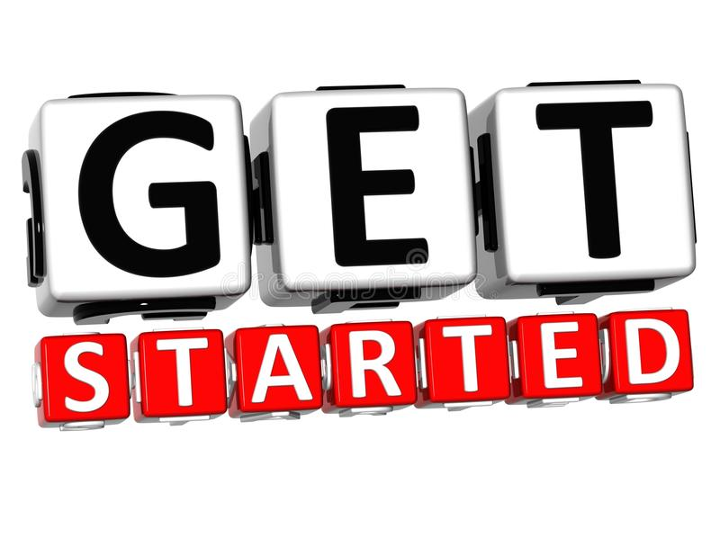 Image result for get started button