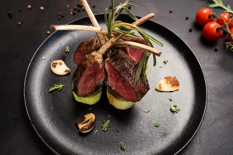 delicious gourmet rack of lamb recipe