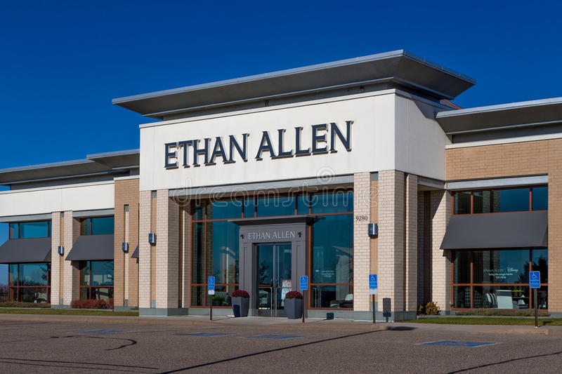Ethan Allen Furniture Store Editorial Image Image 80577340
