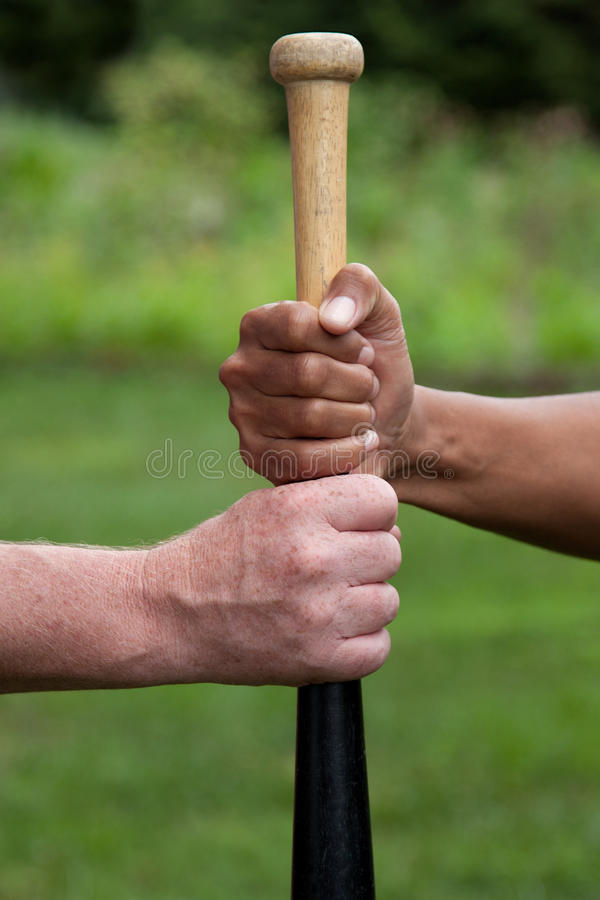 People All Races Holding Hands