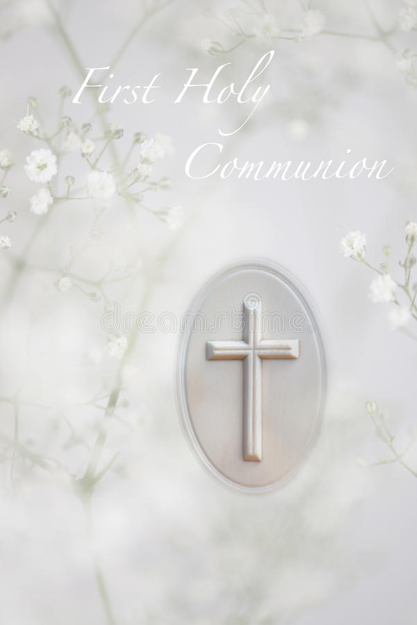 First Communion Royalty Free Stock Photos Image 36341038