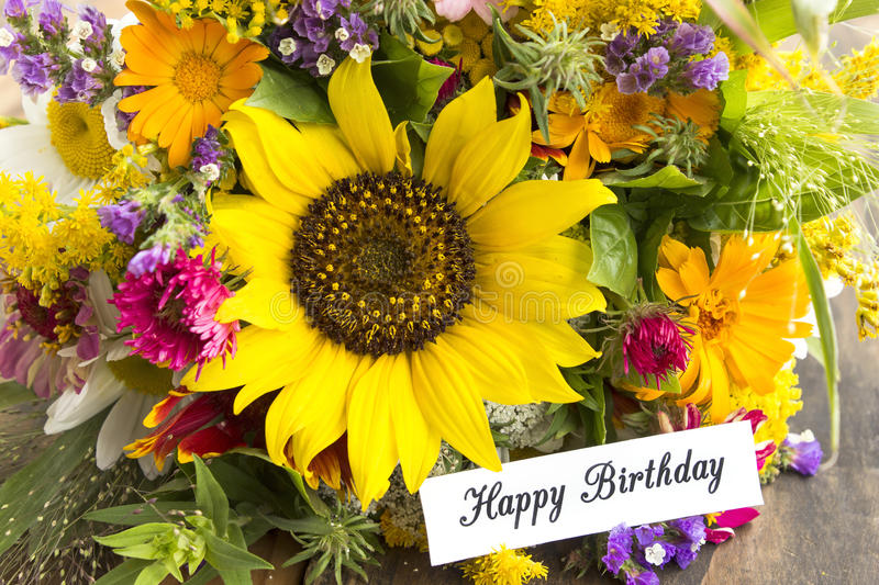 55 989 Happy Birthday Flowers Photos Free Royalty Free Stock Photos From Dreamstime