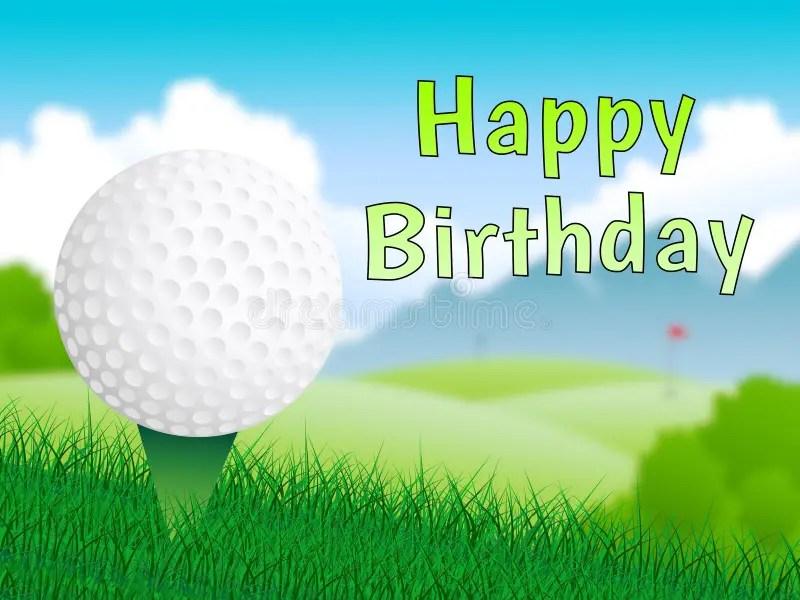 Golf Birthday Stock Illustrations 211 Golf Birthday Stock Illustrations Vectors Clipart Dreamstime