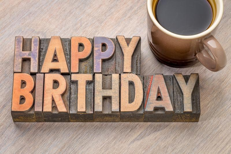 2 053 Happy Birthday Coffee Card Photos Free Royalty Free Stock Photos From Dreamstime