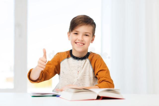 Image result for child students thumbs up