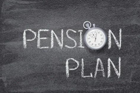 Pensioenplan, pensioen wanneer wat te doen. kan ik al met pensioen
