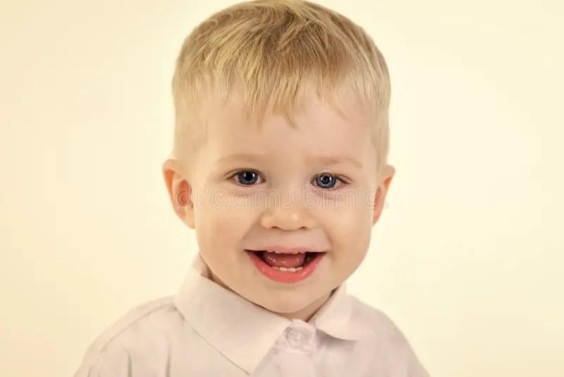 little boy in white shirt business