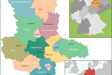 map of saxony anhalt » Free Interior Design | Mir Detok