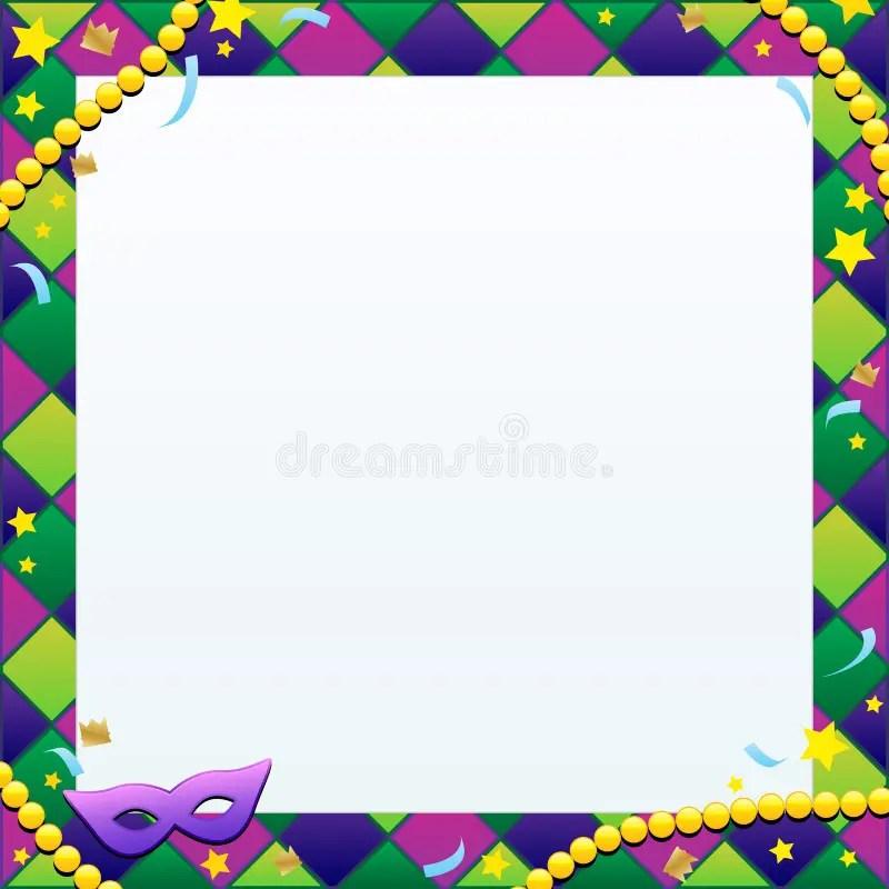 Mardi Gras Background Stock Photography Image 18485362