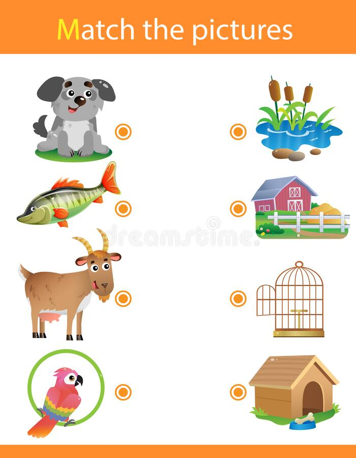 Animals Homes Stock Illustrations 171 Animals Homes Stock Illustrations Vectors Clipart Dreamstime