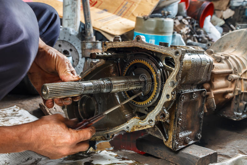 Automotive Mechanic Stock Photo Image Of Automobile