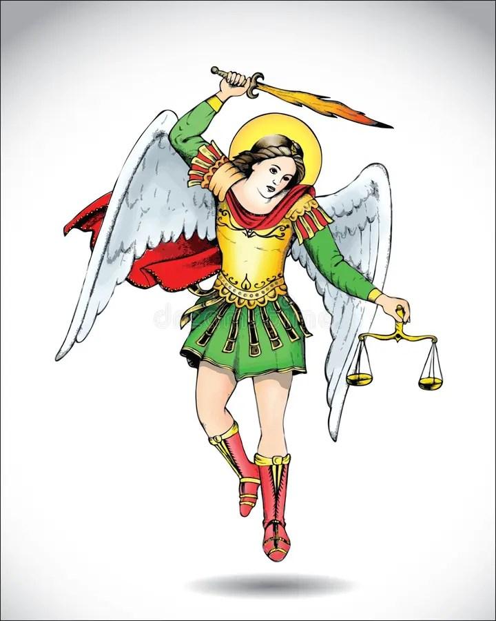 Ancient Symbol For Archangel Michael