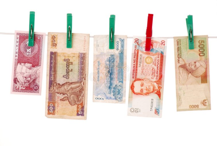 Money of asian countries stock photo  Image of myanmar   6256668 Download Money of asian countries stock photo  Image of myanmar   6256668