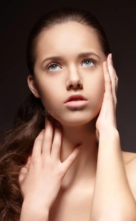 Fresh Makeup Brown Eyes
