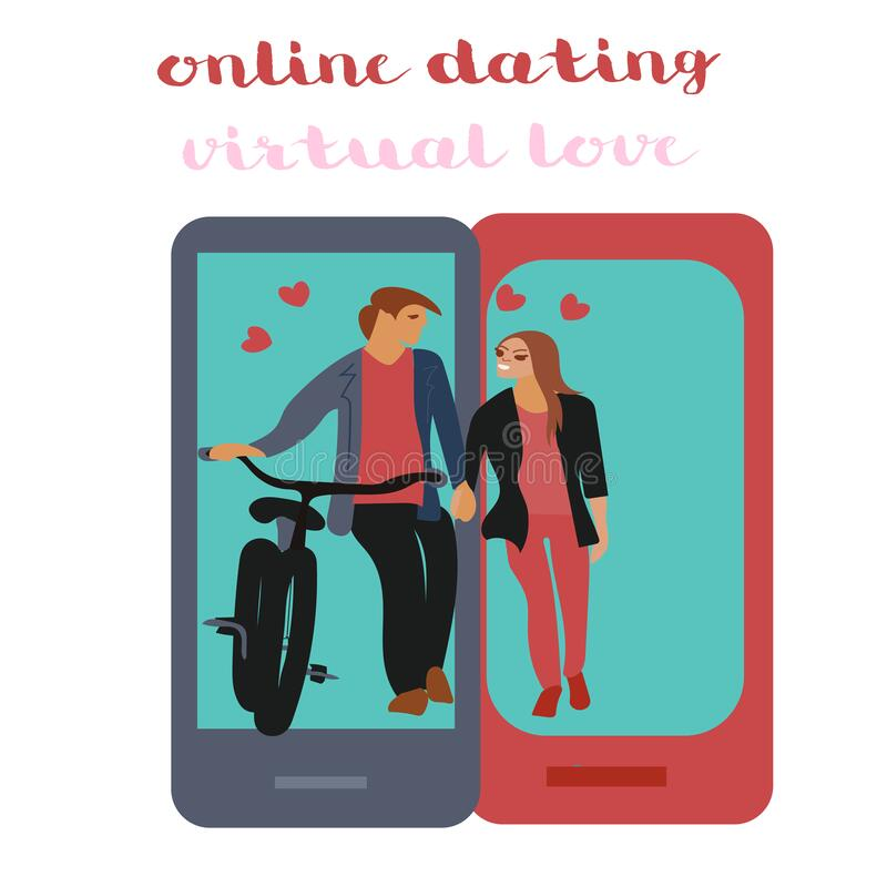 courting on the web