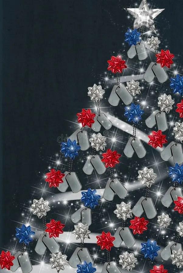 Patriotic Christmas Stock Illustration Image Of Fancy