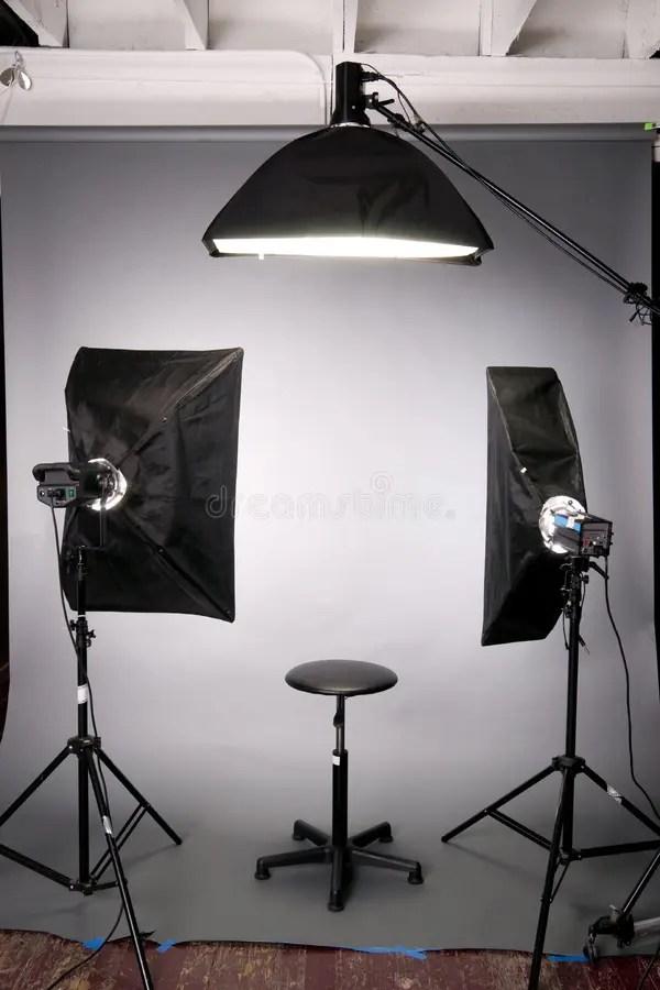 Portrait Lighting Setup 1 Light