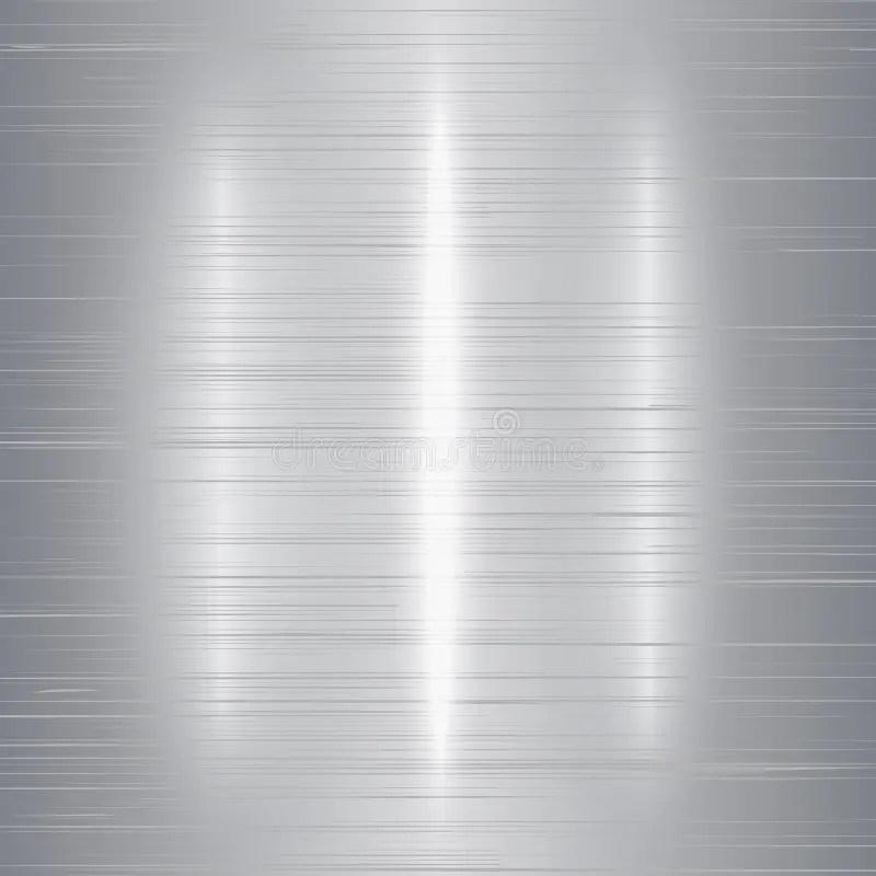 Polished Aluminum Background