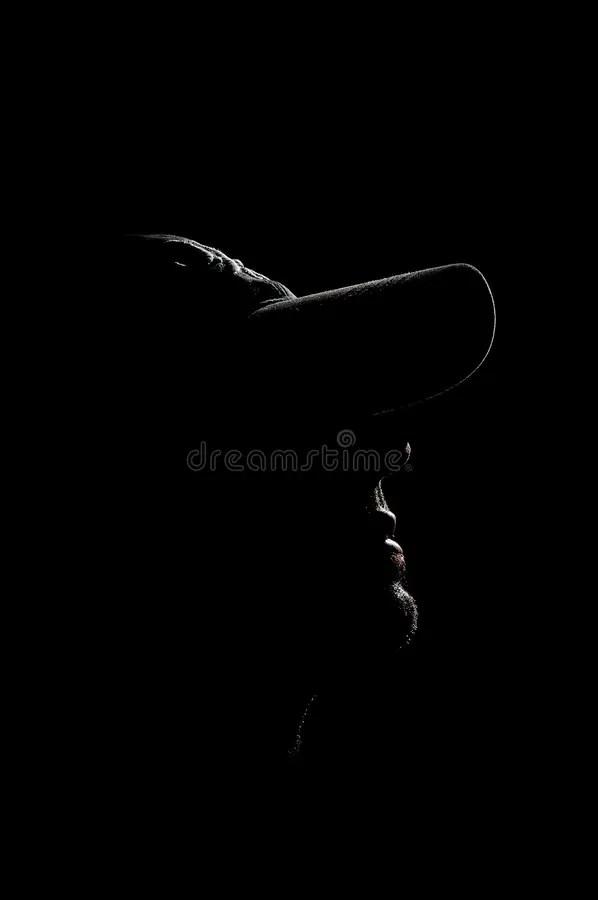 Portrait Lateral De Profil En Noir Et Blanc Image Stock Image Du Personne Visage 70496787