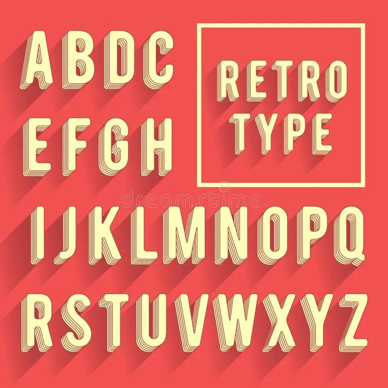 Big Letters Decoration