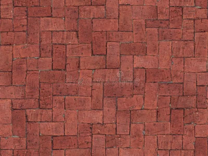 Sans Probleme Carrelage De La Texture De Plancher De Brique Rouge Image Stock Image Du Milieux Construction 38264577