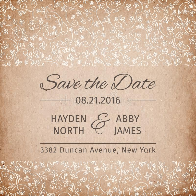 difference between save the date and wedding invitations ...