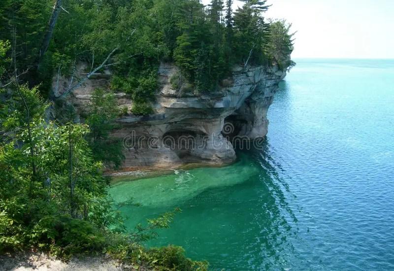 Michigans Upper Peninsula Scenic