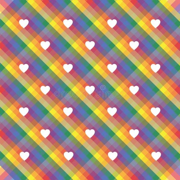 hearts colors # 76