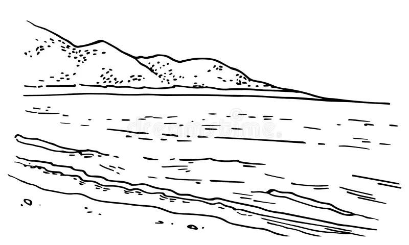 Black White Beach Landscape Pencil Drawing Stock Illustrations 32 Black White Beach Landscape Pencil Drawing Stock Illustrations Vectors Clipart Dreamstime
