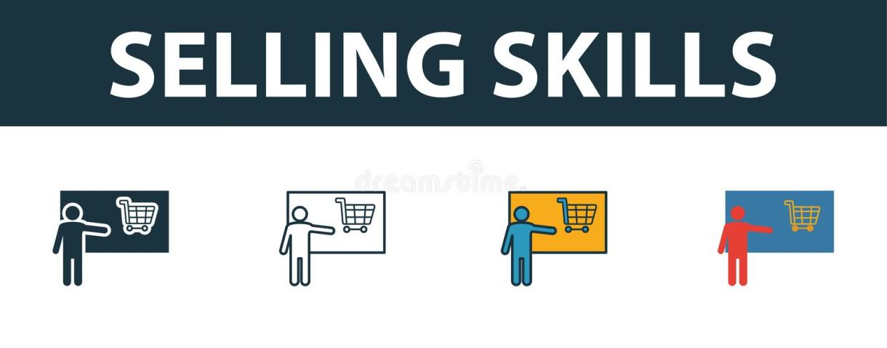 Selling Skills Stock Illustrations – 125 Selling Skills Stock  Illustrations, Vectors & Clipart - Dreamstime