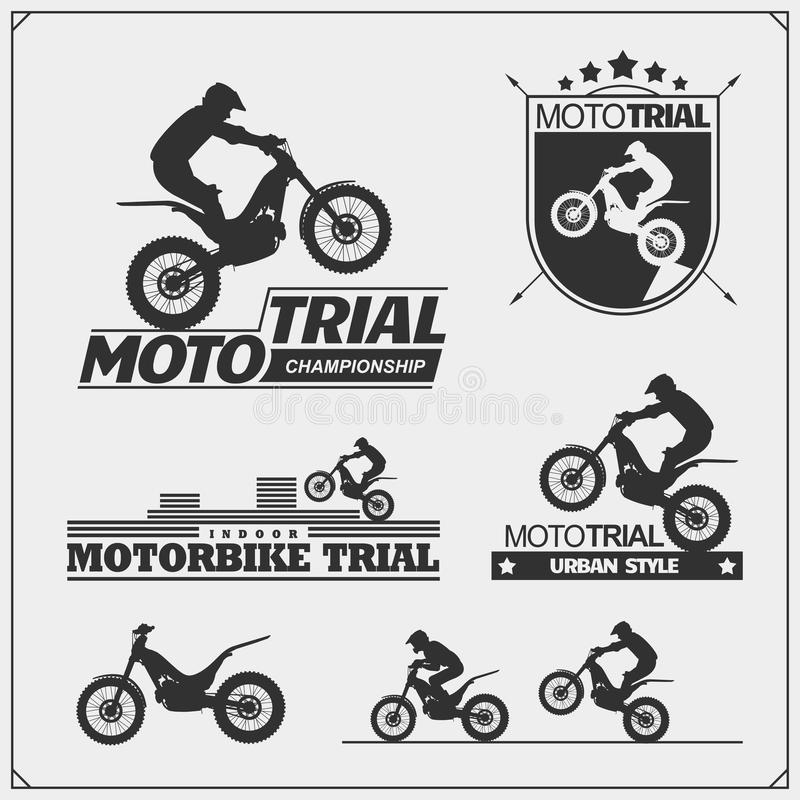 Moto Trial Stock Illustrations 48 Moto Trial Stock Illustrations Vectors Clipart Dreamstime