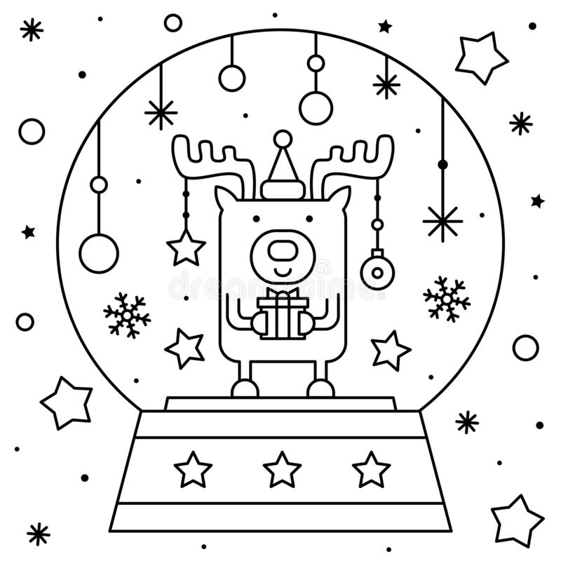 Present Coloring Stock Illustrations 3 769 Present Coloring Stock Illustrations Vectors Clipart Dreamstime