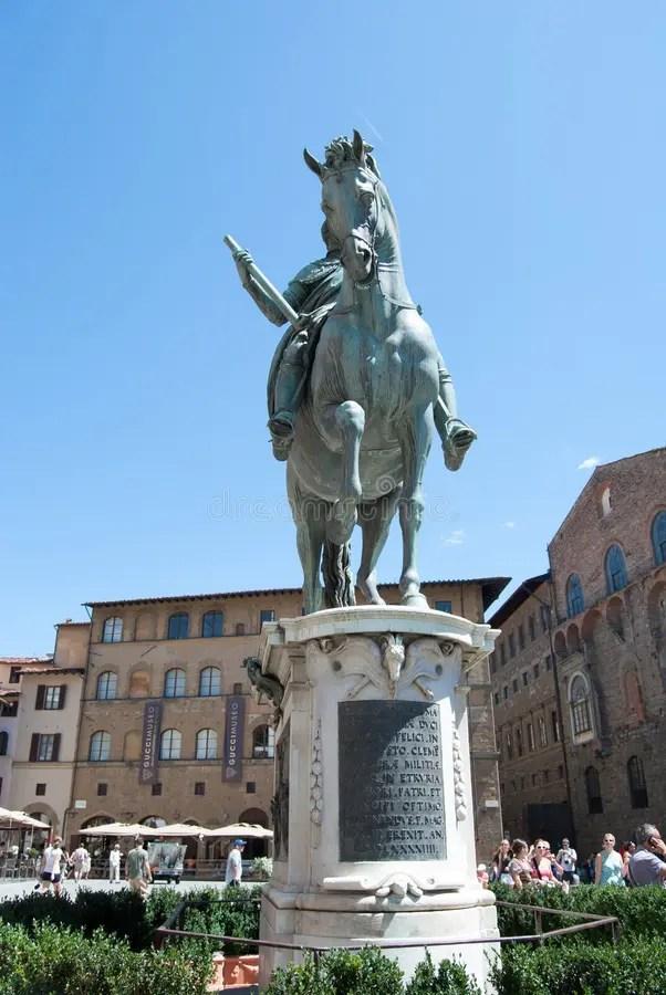 Horse Statue Medici Florence
