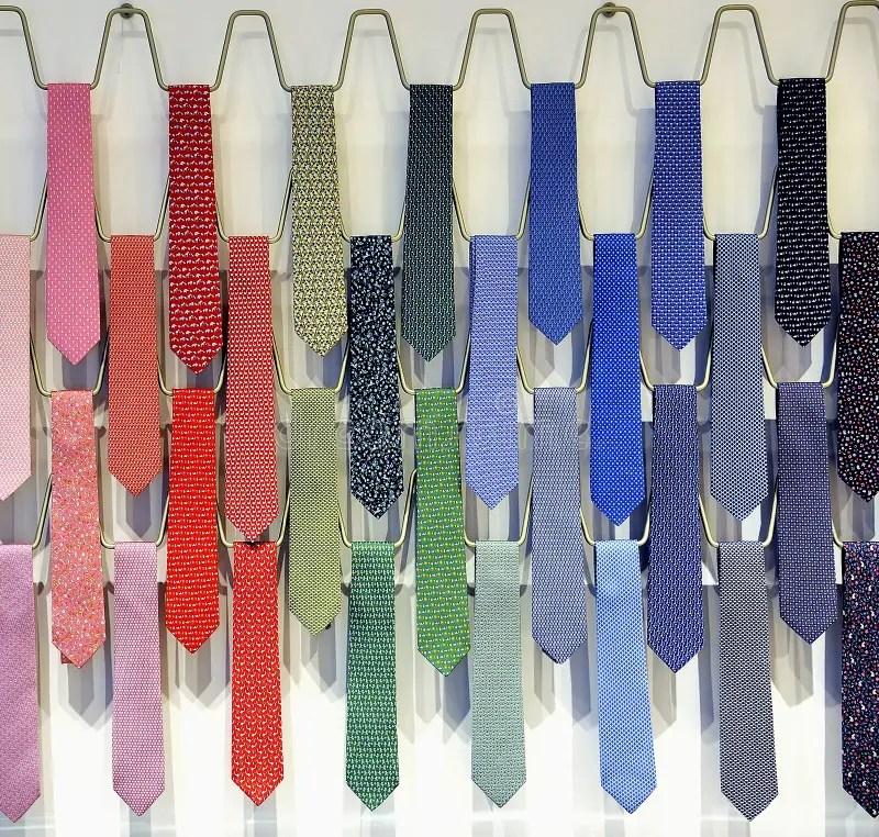 1 643 tie rack photos free royalty