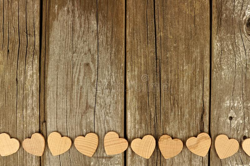 Rustic Heart Wallpaper Background