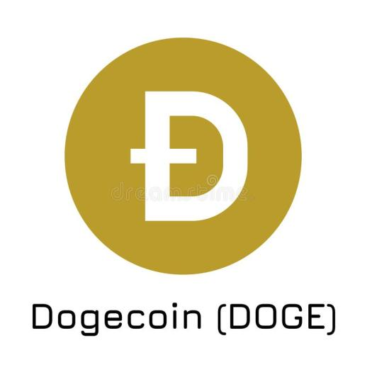 Doge Coin Increase Exchange Value Digital Virtual Price Up ...