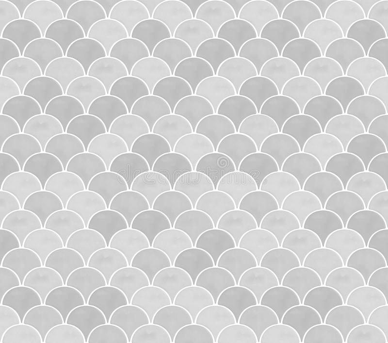 mermaid tiles stock illustrations 90
