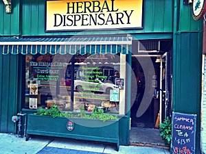 Herbal dispensary in Toronto