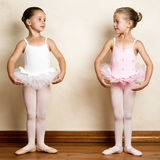 Ballet Girl Stock Image