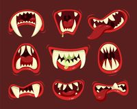 Hungry Emoticon Stock Vector Illustration Of Expression 18251487