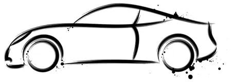 Auto Logo Vektor Abbildung Illustration Von Reise