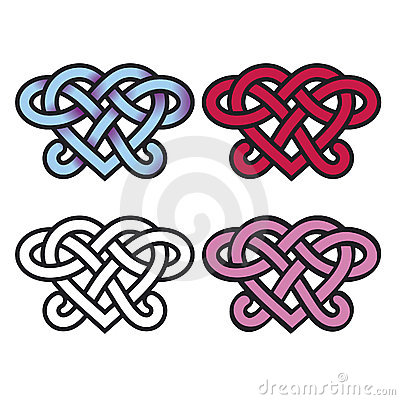 Download Celtic Lover Knots Royalty Free Stock Photography - Image ...