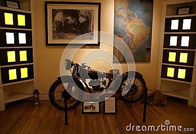 Che Guevara Motorcycle