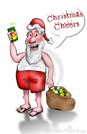 Christmas Cheers Royalty Free Stock Images Image 154839