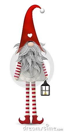 Christmas Traditional Scandinavian Gnome Tomte