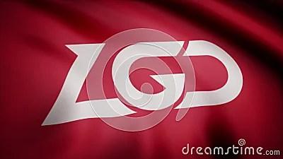 cybergaming psg le drapeau de lgd ondule sur le fond transparent plan rapproch de drapeau de ondulation avec psg logo cybergamin
