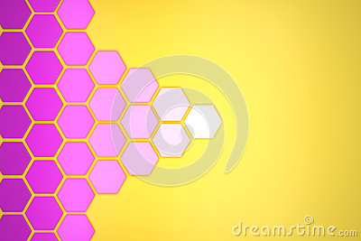 3d Octagon Template. paper octagonal prism. print off the cone ...