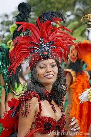 French Guiana Carnival Editorial Photography Image 9115377